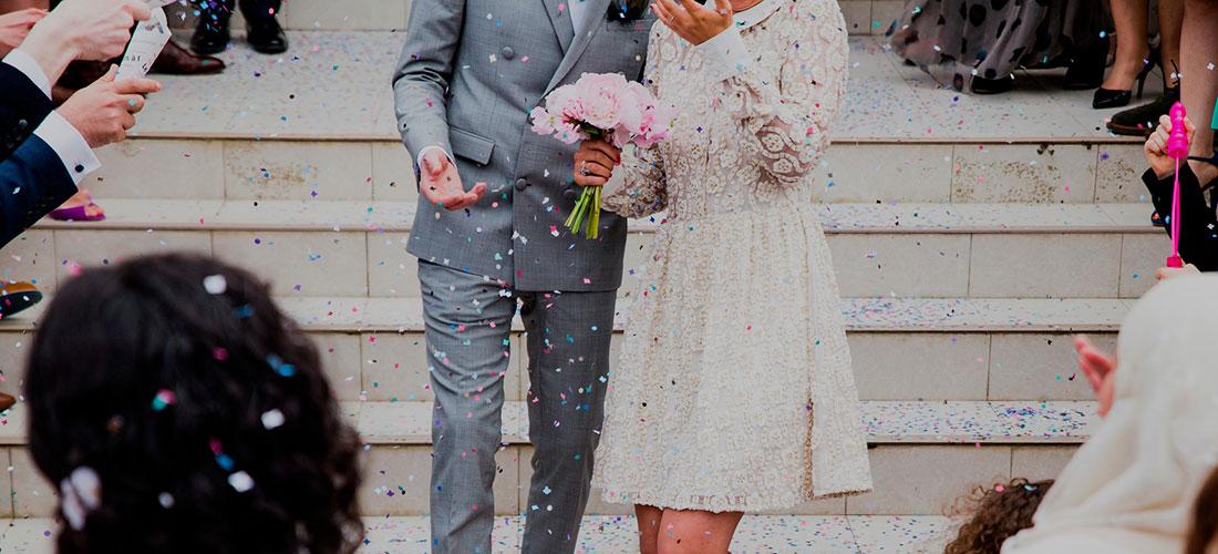 Bröllop, Wahlströms Blommor, Vänersborg